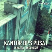 Photo taken at Kantor BPS Pusat by Mohamad Nurfajar K. on 2/4/2013