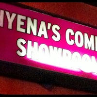 Photo taken at Hyena's Comedy Nightclub by Ron R. on 8/4/2012