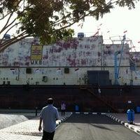 Photo taken at Kapal PLTD Apung by Vidy R. on 8/2/2012