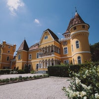 Photo taken at Georgi Schloss by Oliver H. on 8/20/2014