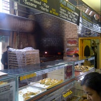 Photo taken at St. Urbain Bagel by Americo G. on 11/3/2012