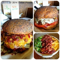 Photo taken at Snuffer's by Dallas Foodie (. on 5/28/2014