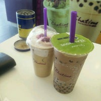 Photo taken at Chatime by Luqman H. on 10/22/2016