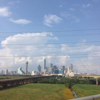 Photo taken at Jefferson Street Viaduct by Christy R. on 6/1/2014