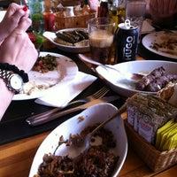 Photo taken at Kibe Kibe by Fabio J. on 12/7/2012