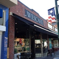 Photo taken at WesCafe by Dwight L. on 6/7/2013