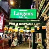 Photo taken at Langan's Pub & Restaurant by Bernard G. on 12/5/2012