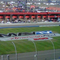 Photo taken at Auto Club Speedway by Lorena L. on 9/15/2012