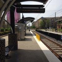 Photo taken at LYNX Carson Station by Omar-Jeffrey D. on 4/11/2014