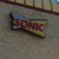 Photo taken at SONIC Drive In by DanK on 9/1/2013