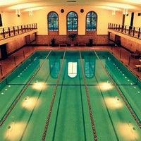Pool At London Terrace Gardens Pool In New York