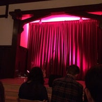 Photo taken at Swedish American Hall by Michael C. on 11/23/2013