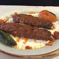 Photo taken at Sahara Restaurant Best Mediterranean food In Brooklyn NY by Olivia on 3/23/2014