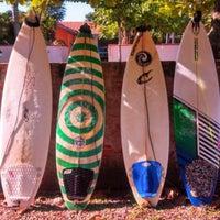 Photo taken at Praia dos Paraguaios by Sergio L. on 4/6/2014