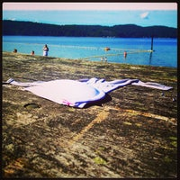 Photo taken at Twanoh State Park by Brook H. on 6/30/2013