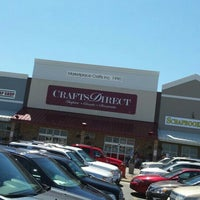 Photo taken at Crafts Direct by Jason D. on 5/30/2015
