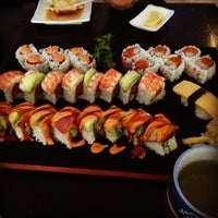 Photo taken at Kyoto Sushi by Adam G. on 1/27/2013