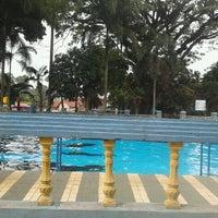 Photo taken at Taman Rekreasi Cimalati by Arga S. on 10/20/2012