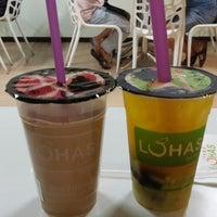 Photo taken at Lohas Tea Shop (Bubble Milk Tea) by tan p. on 8/2/2014