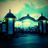 Photo taken at Alun - Alun Lor by DJ F. on 12/28/2012