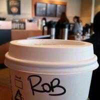 Photo taken at Starbucks by Robert S. on 1/11/2015