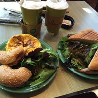Photo taken at Whole Hearth Bakery & Cafe by Marisa H. on 2/28/2015
