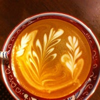 Photo taken at La Colombe Torrefaction by benzinoreal on 12/25/2012