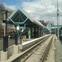 Photo taken at NJT - Port Imperial Light Rail Station by The Official Khalis on 3/23/2013