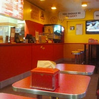 Photo taken at Lucky's Famous Burgers by The Official Khalis on 2/26/2013