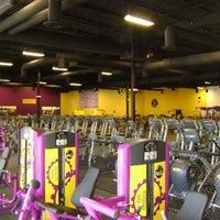 Photo taken at Planet Fitness by Cassie on 4/2/2014