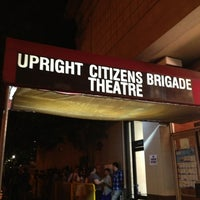 Photo taken at Upright Citizens Brigade Theatre by dot. h. on 6/1/2013