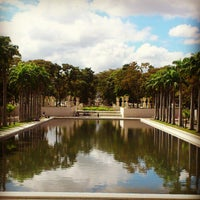 Photo taken at Paseo Los Próceres by Azrael A. on 1/28/2013