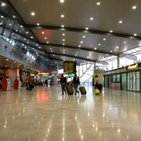 Photo taken at Aeroport de València (VLC) by Pere d. on 2/29/2012