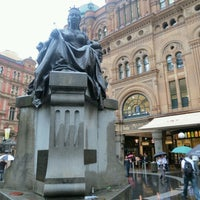 Photo taken at Queen Victoria Building (QVB) by AA M. on 2/1/2013