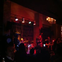 Photo taken at Bourbon Bar by Stathis M. on 12/30/2012