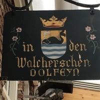 Photo taken at In Den Walcherschen Dolphyn by Edwin R. on 2/13/2016