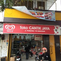 Photo taken at Toko Cantik jaya by Erni J. on 7/1/2013