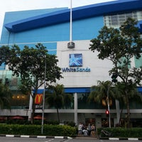 Photo taken at White Sands Shopping Centre by Ery R. on 1/3/2013