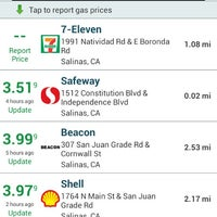 Photo taken at Safeway Gas by TNPNess on 4/17/2013
