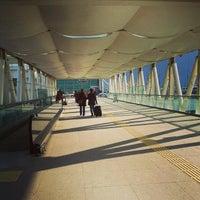Photo taken at İzmir Adnan Menderes Airport (ADB) by Ahmet H. T. on 11/16/2013