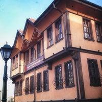 Photo taken at Çağdaş Cam Sanatları Müzesi by Yiğit Can C. on 3/31/2013