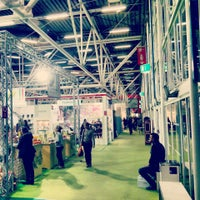 Photo taken at Cosmoprof Bologna by Andrew C. on 3/29/2015