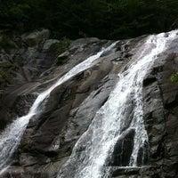 Photo taken at Whiteoak Canyon Falls by Jordan D. on 9/1/2013