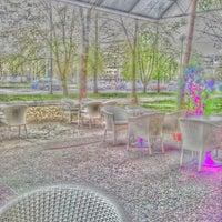 Photo taken at Cafe bar Suncokret by Nikola D. on 4/23/2014