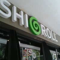 Photo taken at Sushi Roll by Sergio T. on 10/18/2012
