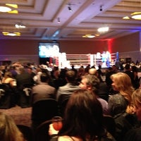 Photo taken at Victoria Conference Centre by Kaitlyn R. on 12/9/2012