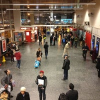 Photo taken at Coventry Railway Station (COV) by Tony H. on 11/16/2012