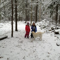 Photo taken at Ashland State Park by Andy L. on 2/8/2013