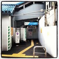 Photo taken at Setagaya-Daita Station (OH08) by telexjp on 6/28/2013
