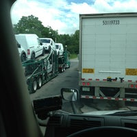 Photo taken at TravelCenters of America by James C. on 7/1/2013